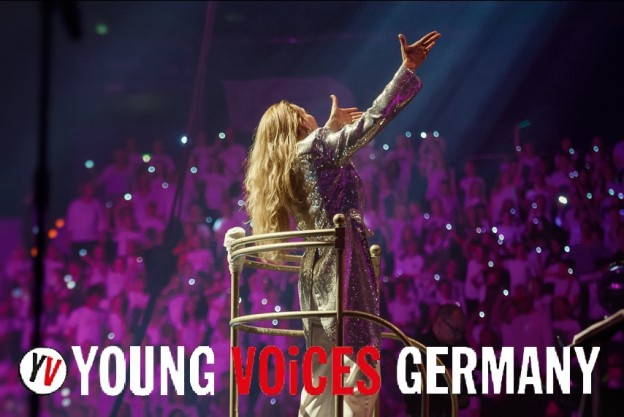 Young Voices Homepage