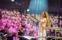 Probe Young Voices Germany - Deutschlandpremiere in der O2 World Hamburg Foto: Danny Merz